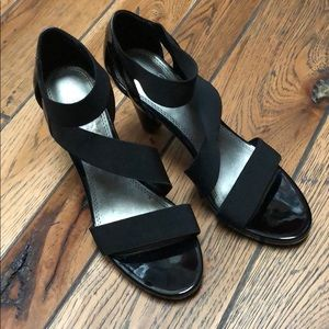 Impo Stretch Tanner Heeled Sandals